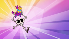 Om Nom Stories: Super-Noms - Piñata Party (S14E01)