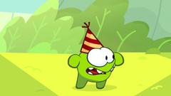 Om Nom Stories: Super-Noms - Happy Birthday! (S14E06)