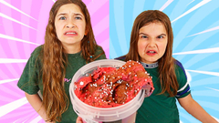 FIX THIS MIXED STORE BOUGHT SLIME CHALLENGE! | JKrew