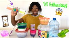 Activating 10 Slimes In 10 minutes Challenge!