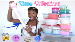 My Last Slime Collection Of 2020! Spring Slime Collection!