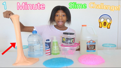 1 Minute Fix This Slime Challenge!