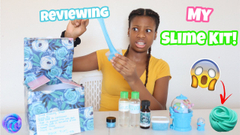 Reviewing My Own Slime Kit! Is It Worth It!?