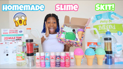 Making My Own Slime Kit 2!