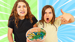 FIX THIS UGLY STINKY SLIME CHALLENGE | JKrew