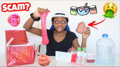 My Worst Slime Package Ever Part 3!