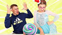 FIX THIS SLIME CHALLENGE! Ms. Cillarini VS Dad! | JKrew
