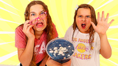 FIX THIS SLIME IN 5 MINUTES! Ms. Cillarini VS Maddy | JKrew