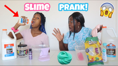Eating Glue Prank On My Mom   Slime Prank My Mom