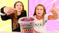 FIX THIS DRIED UP BUCKET OF STORE BOUGHT SLIME CHALLENGE! | JKrew