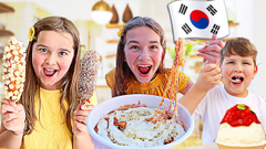 ONLY EATING Korean Food For 24 HOURS Challenge! | JKrew