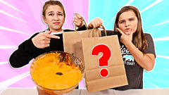 FIX THIS SLIME CHALLENGE! MYSTERY BAG INGREDIENTS! | JKREW