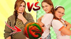 FIX THIS SLIME 2 VS 1 CHALLENGE! **MUST WATCH** | JKREW