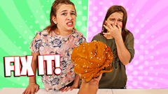 FIX THIS HORRIBLE ROTTEN SLIME CHALLENGE! **FUNNY** | JKREW