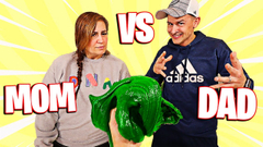 FIX THIS SLIME! DADDY VS MOMMY! | JKREW
