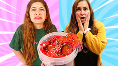 FIX THIS 1 POUND STORE BOUGHT BUTTER SLIME CHALLENGE! **MADE MOMMY VERY MAD**