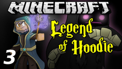 """Minecraft Legend of Hoodie E03 """"Playing With Firebolt"""" (Silly Role-play)"""