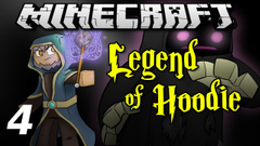 """Minecraft Legend of Hoodie E04 """"Hidden Heirlooms"""" (Silly Role-play)"""