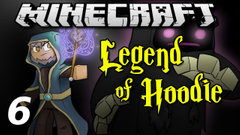 """Minecraft Legend of Hoodie E06 """"Pet Dolphin River Rage"""" (Silly Role-play)"""