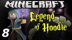 """Minecraft Legend of Hoodie E08 """"Summon Rift"""" (Silly Role-play)"""