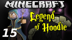 """Minecraft Legend of Hoodie E15 """"Mages of Light!"""" (Role-play Adventure)"""