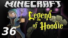 "Minecraft Legend of Hoodie E36 ""Cellar Dweller!"" (Silly Role-play Adventure)"