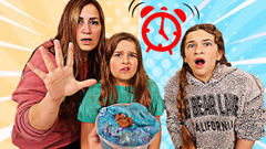 YOU ONLY HAVE 5 MINUTES TO FIX THIS SLIME! CHRISTMAS THEME!! **INTENSE** | JKREW