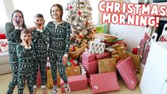 CHRISTMAS MORNING OPENING PRESENTS 2020!! | JKREW