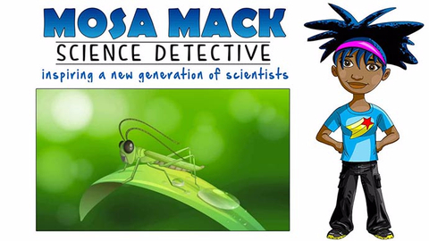 Mosa Mack Science Detective