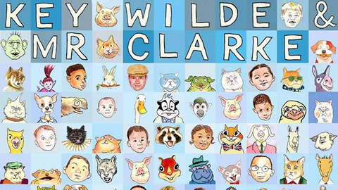 Songs by Key Wilde and Mr. Clarke