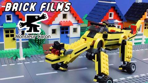 Monsieur Caron's Brick Films
