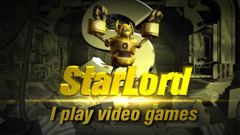 StarLord Plays Minecraft