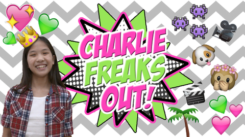Charlie Freaks Out