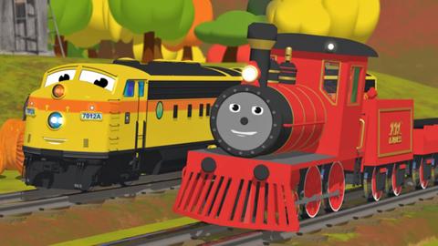 Shawn the Train