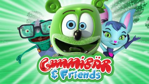 Gummy Bear and Friends