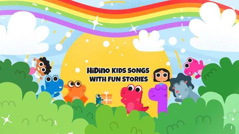 HiDino Kids Songs