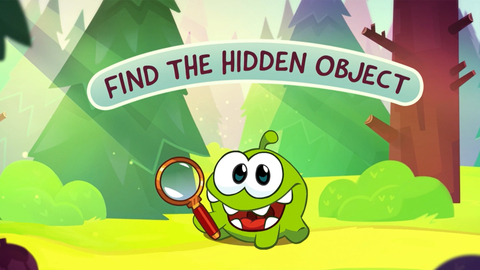 Om Nom Stories presents: Find the Hidden Object