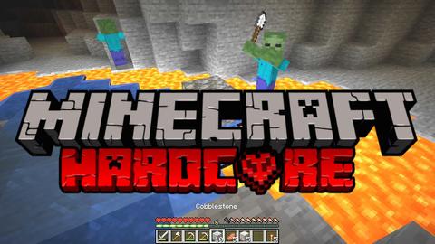 Minecraft Hardcore Survival