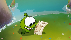 OM Nom Stories: Time Travel - Pirate Ship (Episode 14, Cut the Rope: Time Travel)