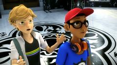 Ep 9 - Adrien's Double Life