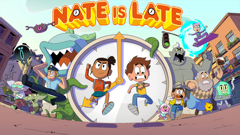 Nate is Late