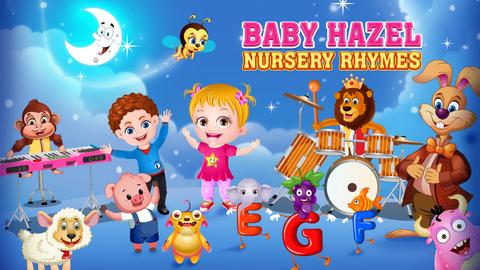 Baby Hazel Nursery Rhymes