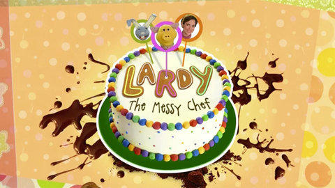Lardy - Adventures of a Messy Chef