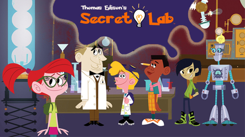 Thomas Edison's Secret Lab Music Videos