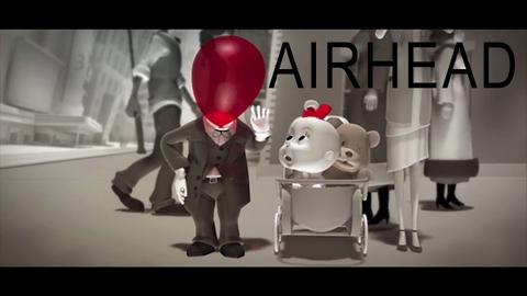 SHORT - Airhead