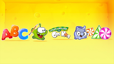 Learn English With Om Nom
