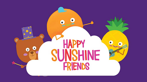 Happy Sunshine Friends