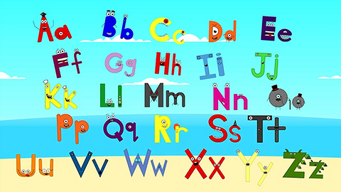 English Tree TV: Alphabet & Phonics