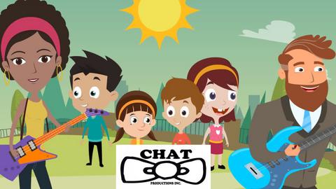 CHAT Music Cartoons